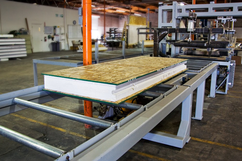 Prowall: Structural Insulated Panels